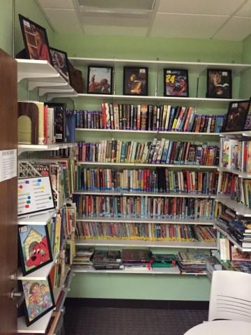 Book Nook HQ